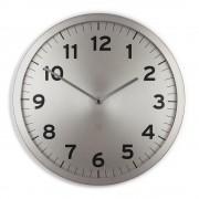 Часовник за стена Umbra Anytime, цвят никел