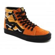 Unisex High Top Sneakers UA SK8-Hi -CORDURA- AMBERG - VANS - VN0A4BV6XK41