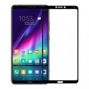 Folie protectie sticla securizata full size pentru Huawei Honor Note 10 negru