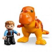 LEGO R DUPLO R Jurassic World Turnul T. Rex 10880