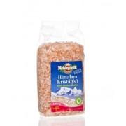 Naturganik Himalaya só durva, rózsaszín, 1 kg