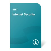 ESET Internet Security – 1 godina Za 3 uređaja, elektronički certifikat