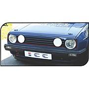 Paupiere de phare VW GOLF II DS ABS