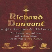 CD BABY.COM/INDYS Richard Durrant - Quiet Word From the 13th Century [CD] Usa import