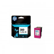 HP 300 Tri-colour Ink Cartridge, CC643EEUUS CC643EE#UUS