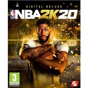 NBA 2K20 Deluxe (PC) Steam DIGITAL