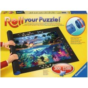 Ravensburger suport pentru rulat puzzle-urile! 300 - 1500 piese