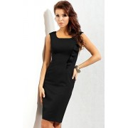 Sukienka 130 (czarny)