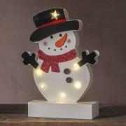 Freddy Snowman LED decorative light