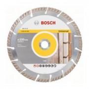 Bosch Diamantový kotúč S4U Ø230 x 2,3mm