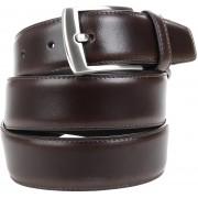 Suitable Ledergürtel dunkelbraun 306 - Braun 95