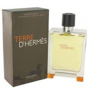 Terre D'hermes For Men By Hermes Eau De Toilette Spray 6.7 Oz
