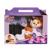 Just Play Kitty Surprise Siena Plush by Puppy Surprise