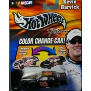 "Hot Wheels Racing - ""Color Change Car"" - 2003 - Kevin Harvick - No. 29 Goodwrentch Chevrolet Monte Carlo - 1:64 Scale Die Cast Replica Race Car - NASCAR"