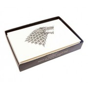 Game of Thrones: House Sigil Foil Note Cards, Hardcover/Insight Editions