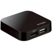 D-Link 4-Port USB 2.0 Hub - DUB-H4