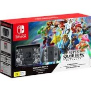 Consola Nintendo Switch Super Smash Bros Ultimate Edition