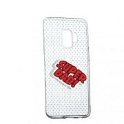 Husa pentru Samsung Galaxy S9 Plus Silicon Slim Super Dad 161