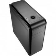 Carcasa Aerocool DS 200 LiteBlack ATXmidTower fara sursa