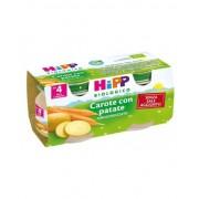 Hipp Italia Srl Hipp Biologico Omogeneizzato Carote Con Patate 2x80g