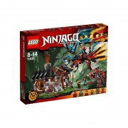 FORJA DEL DRAGÓN LEGO 70627