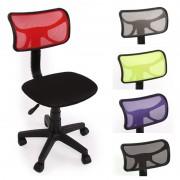 Kinder- und Jugend-Bürostühl Schreibtischstuhl N30 Netzstruktur ~ Variantenangebot
