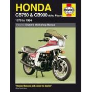 Haynes Honda CB750 & CB900 dohc Fours (78 - 84) 0535