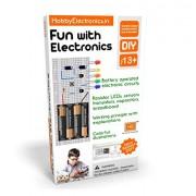 Deepak Enterprise Do It Yourself Electronics and Circuits Educational Learning Kit