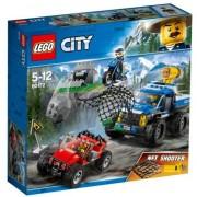 LEGO® City Police - Goana pe teren accidentat 60172