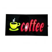 Reklamná LED tabuľa COFFEE