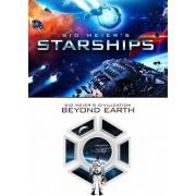Sid Meier's Civilization Sid Meier's Starship + Civilization: Beyond Earth Steam Key EUROPE