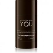 Armani Emporio Stronger With You desodorante en barra para hombre 75 g