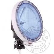 Fényszóró SIM (kerek) 220 mm kék+ ledkör