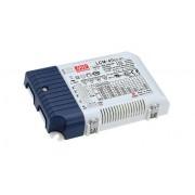 Mean Well LCM-40 (konstans áram) kimenetű dimmelhető tápegység