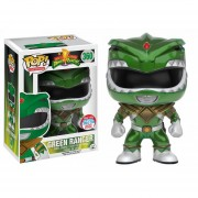 Funko Pop Metallic Green Ranger Exclusivo NYCC 16