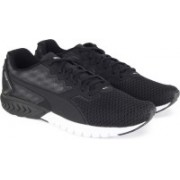 Puma IGNITE Dual Mesh Running Shoes For Men(Black)