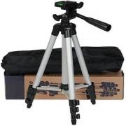 techdeal 3110 tripod stand With 3-way Head Light Weight Digital Camera Tripod