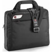 Geanta Laptop i-Stay Launch Slim-Line 15.6-16inch Neagra