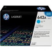 HP 642A Tóner Original Laserjet Cian