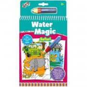 Galt magische waterstift met safaritekeningen 26 cm