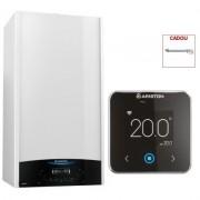Produs cadou la Centrala termica Ariston Genus One 35 EU 35 KW cu termostat cu control prin internet CUBE S NET