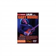 Roadrock International Lick Library: Jam With Gary Moore DVD, CD