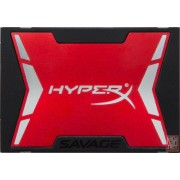 "Kingston 480GB HyperX Savage, Solid-State Drive, 2.5"", SATA3, 560/530MB/s (SHSS37A/480G)"