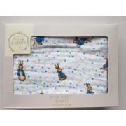 peter rabbit blanket couverture