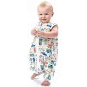 Sac de dormit Copii Soft cu picioruse Vehicles 12-18 luni 0.5 Tog