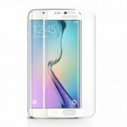 Folie protectie IMPORTGSM pentru Samsung Galaxy S7 Edge G935 Tempered Glass Full Cover 3D Margini Curbate Alba