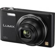 Panasonic DMC-SZ10EG-K Digitalkamera 16 Megapixel Zoom (optisk): 12 x Svart