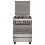 Ariston Hotpoint/ariston H6gg1f (X) It Cucina 60x60 4 Fuochi A Gas Forno A Gas Con Grill