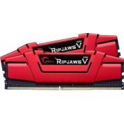 Kit Memorie G Skill RipjawsV 32GB 2x16GB DDR4 2666MHz CL15 XMP 2.0