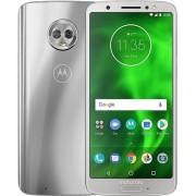 Motorola Moto G6 Dual Sim 32GB Plata, Libre B